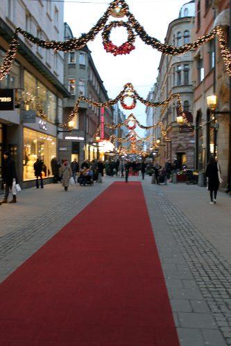 Ett nytt år, röda mattan utrullad