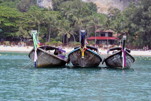 Min första vecka i Thailand