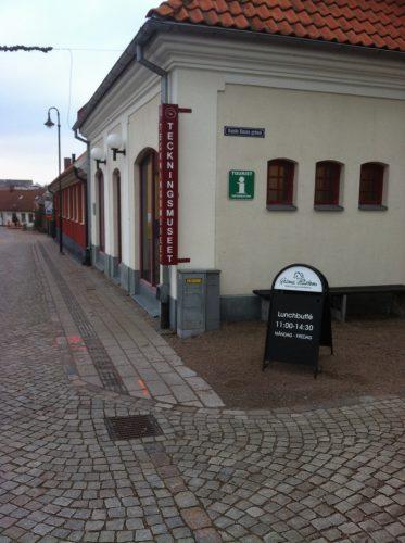 Teckningsmuseet Laholm