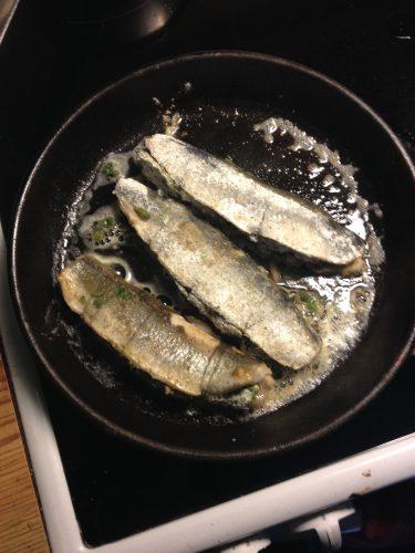 Kokt och stekt fisk är ett kapitel för sig