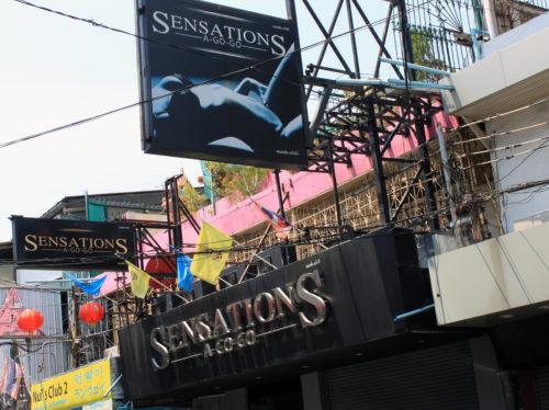 Pattaya sensations