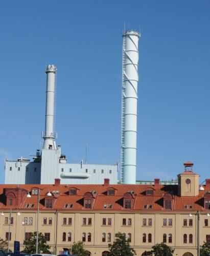 Höstsol i Göteborgs city 1
