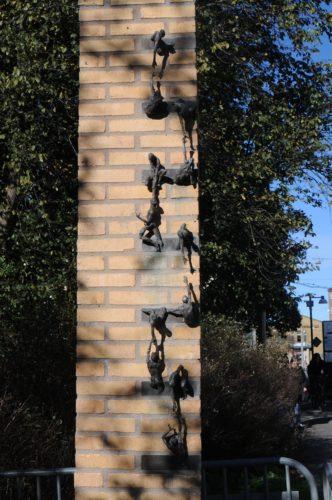 Höstsol i Göteborgs city 10