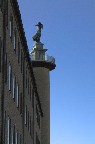 Höstsol i Göteborgs city 3